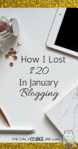 Do you have what it takes? Blogging is hard enough, but what happens when you end up back in the red with income rather than actually making a profit? Check out the January 2018 blog income report to see what happened! #blog income #report #tracker #tips #products #2018 #ideas #posts #social media #website #link #people #business #entreprenuer #extra cash #marketing #make money from home #to work #mom #reading