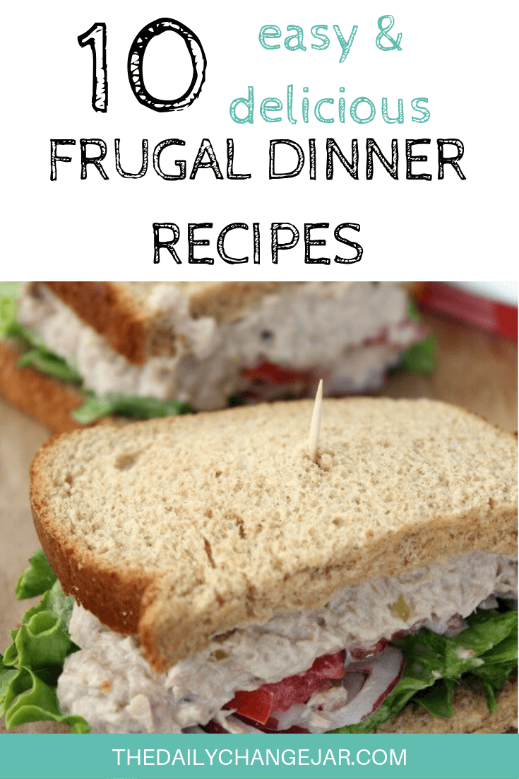 10 delicious and delicious frugal dinner recipes-copycat panera tuna sandwhich. Food makes up a lot of our budgets. But what do you do when money is really tight? Here are 10 frugal meals to make when you're broke. #frugalmeals #frugalmealshealthy #frugalmealsforfour #frugalmealsfortwo #frugalmealsforlargefamilies #frugalmealsandsnacks #frugaldinners #frugaldinnersfamilies #frugaldinnerssavingmoney #frugaldinnersfor4 #frugaldinnersrecipes #frugaldinnersvegan