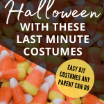 candy corn with text overlay