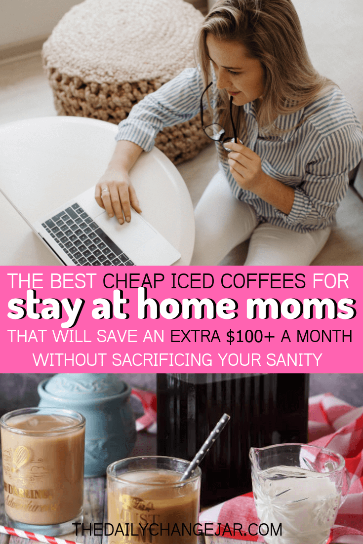Save money by making your own iced coffee or frappes at home! These homemade iced and blended coffee recipes are not only easy, but you control the ingredients and can make healthy versions. #icedcoffeerecipe #easyicedcoffeerecipes #homemadeicedcoffeerecipes #starbucksicedcoffeerecipes #keurig #caramel #vanilla #pioneerwoman #instanticedcoffeerecipeSave money by making your own iced coffee or frappes at home! These homemade iced and blended coffee recipes are not only easy, but you control the ingredients and can make healthy versions. #icedcoffeerecipe #easyicedcoffeerecipes #homemadeicedcoffeerecipes #starbucksicedcoffeerecipes #keurig #caramel #vanilla #pioneerwoman #instanticedcoffeerecipe