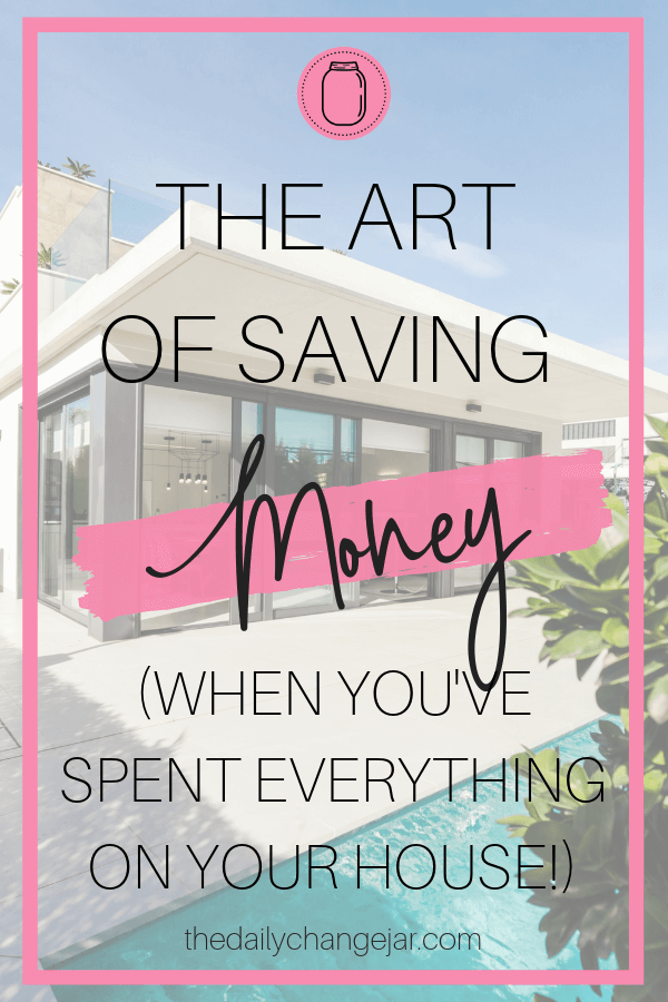 Owning a home is a huge responsibility. It is essential to master the art of saving money when most of your income is going towards your dream home.