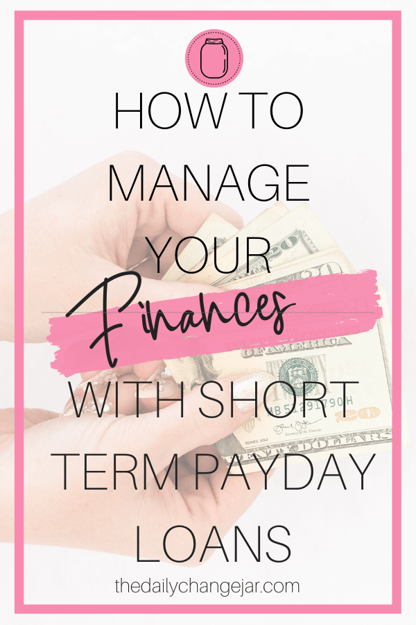 What do you do when you have a dire financial crisis and no emergency fund to fall back on? Opting for a short term payday loan can help quickly get you out of a jam.  Find out how you can use short term payday loans to help manage your finances when you don't have other options.