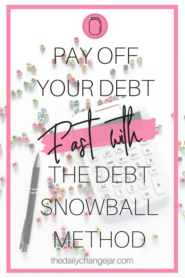 Have you tried to pay off your debt and failed? This probably happened because you didn't have a clear-cut plan in place. Click the image to find out how using the debt snowball method can help you pay off debt faster and easier! #snowballmethod #payoffdebt #snowballmethodprintables #daveramsey #daveramseysnowballmethod #snowballmethodbabysteps #snowballmethodworksheet #snowballmethodpayoffdebt #snowballmethodexcel