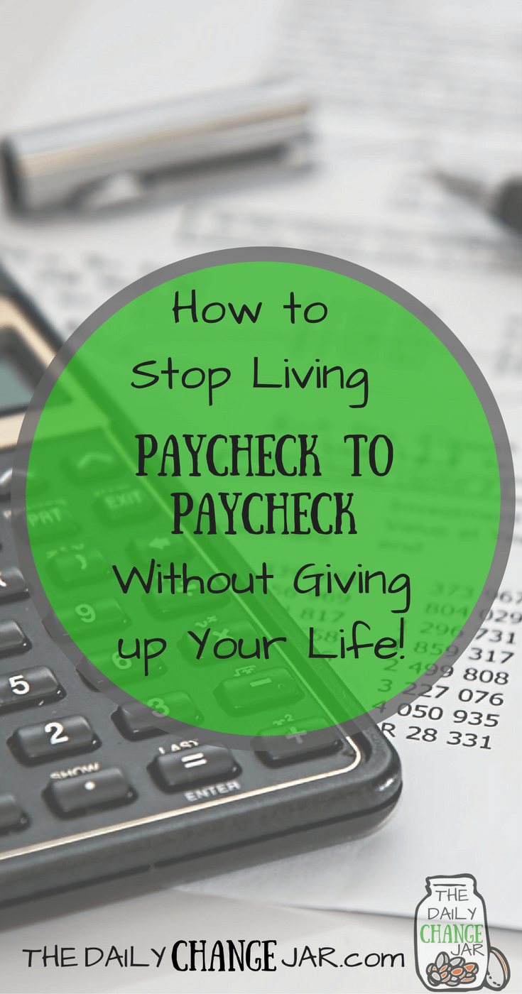 Are you living paycheck to paycheck? STOP-in this post I show you how to stop living paycheck to paycheck without losing your sanity! Click the image to learn my non-hermit approach to stopping the paycheck to paycheck cycle! 401k | betterment | budget | debt | fidelity | financial independence | index funds | investing | ira | mortgage | personal capital | personal finance | real estate investing | retirement | roth ira | saving | side hustle | stock investing | student loans | vanguard | wealthfront | jobs | career | credit | bankruptcy