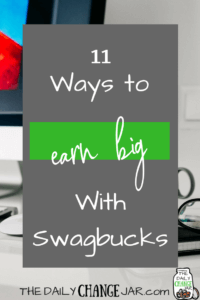 Have you tried Swagbucks? It's a fantastic destination for online rewards, combining everything we love about making money online. You can earn a huge variety of rewards for your online shopping, searching, watching videos and more. #swagbucks #earnmoneyonline #workfromhome #codes #swagcodes #swagbucksofficial #tips #hacks #swagbucksforbeginners
