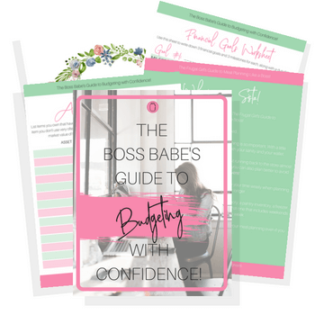 the boss babaes guide to budgeting
