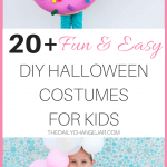 doughnut and bubble bath halloween costumes