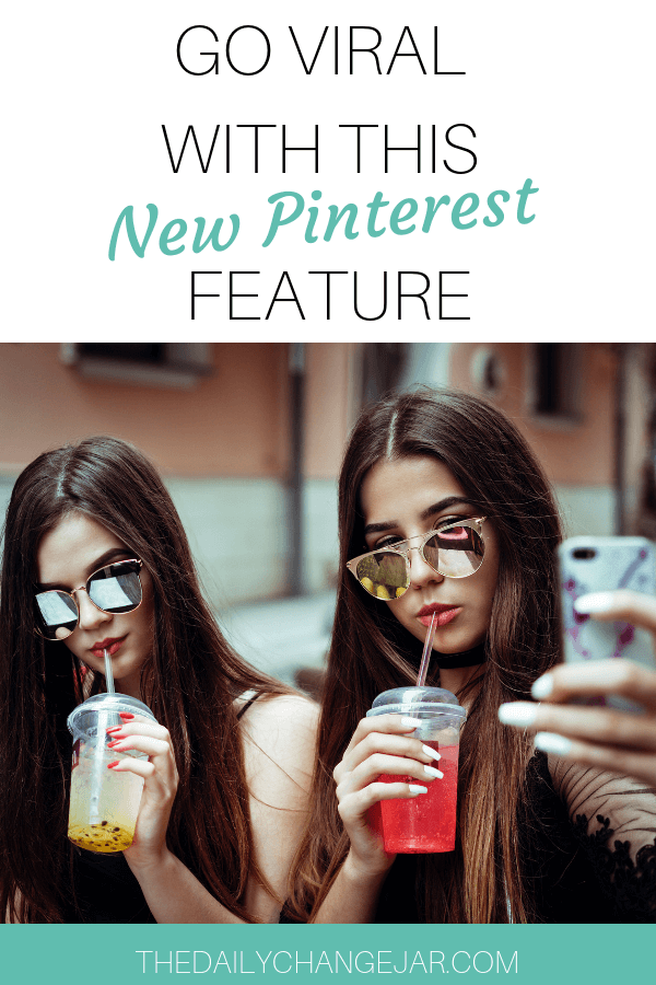 Are you ready to go viral with Pinterest's new feature? Pinterest just released a whole new feature and it's about to change everything! Pinterest communities adds a whole new element to your Pinterest marketing efforts. Click the image to read about how you can get access to this new feature today! #viralpinsformula #howtomakepinstoviral #pinterestmarketingtips #pinterestmarketing #marketing #smmarketing #pinterestcommunities #pinterestcommuitiesfeature #howtomakemoneyblogging #workfromhome