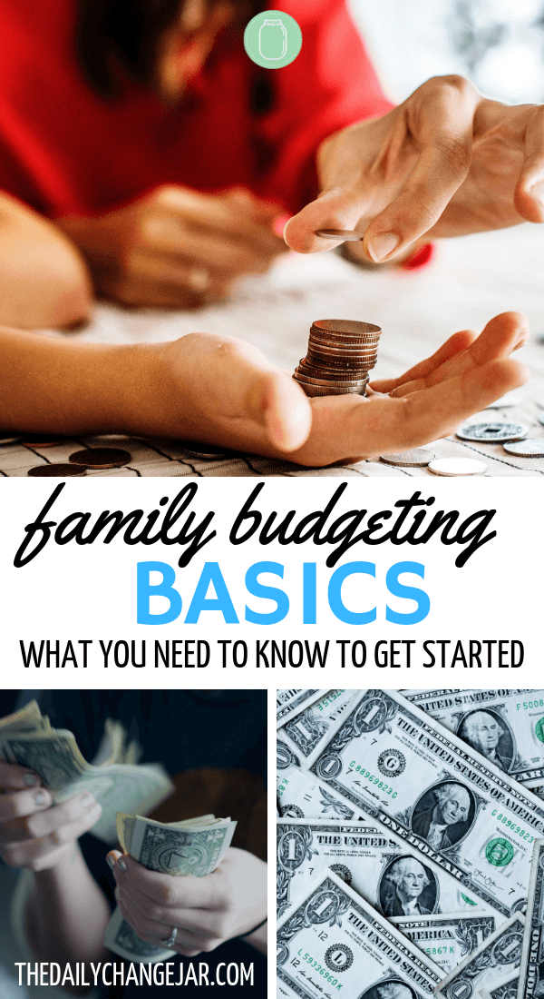 Family budgeting basics what you need to know to get started. Setting up a family budget doesn't have to be difficult. You have to make sure that you take a real look at what is coming and as well as what is going out. A simple plan to help you get started budgeting without a fuss, Click the image to find out how you can easily set up a budget today. #familybudgetingspreadsheet #familybudgetingprintables #familybudgetingoneincome #familybudgetingpayoffdebt #familybudgetingmeals #budgetplanner #daveramsey #budgettemplate #familybudgetingideas #familybudgetingtips