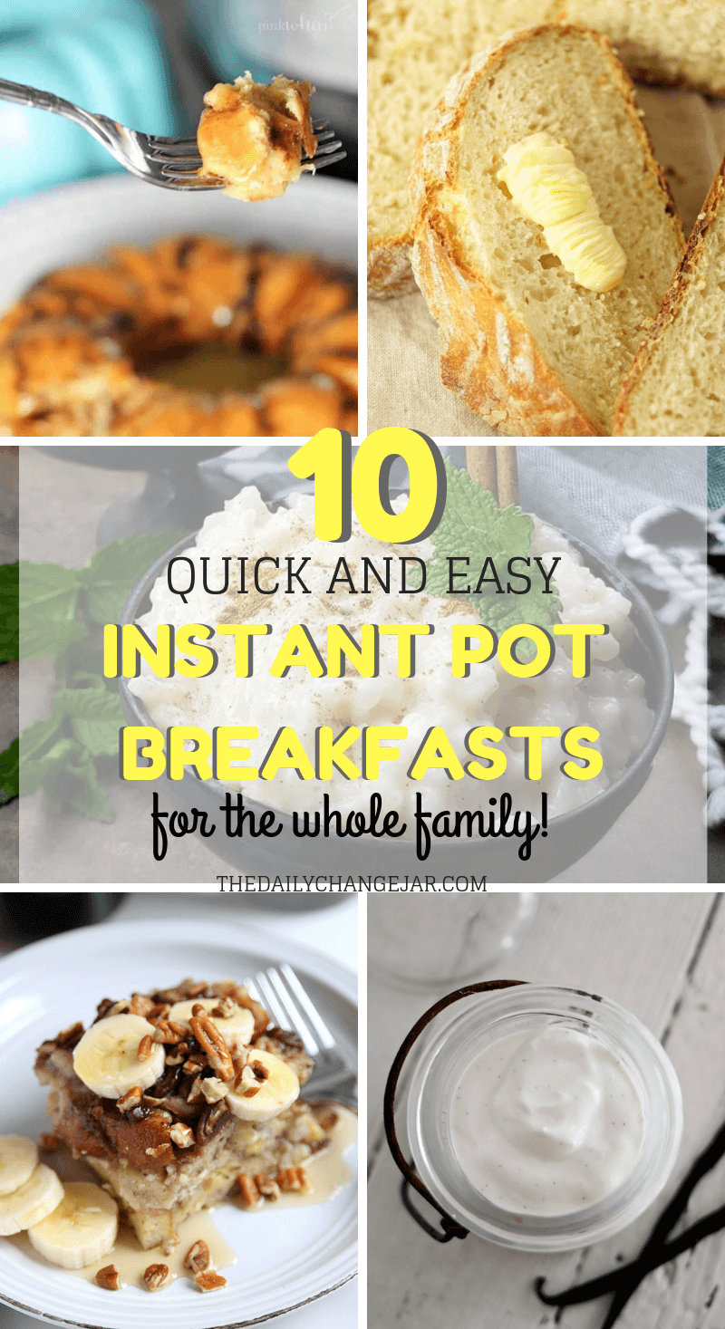 Pressure cooking is such a time-saving cooking method, many households have jumped on the Instapot bandwagon. Are considering (or have already bought) a pressure cooker? Click here to see all 30 Instant Pot recipes for beginners to get you started cooking like a pro. #instantpotrecipesforbeginners #instantpot #instantpotrecipes #pressurecooker #pressurecookerrecipes #instantpotchicken #instantpotchickenrecipes #instapotrecipes #bestinstantpotrecipes #instantpotbreakfasts
