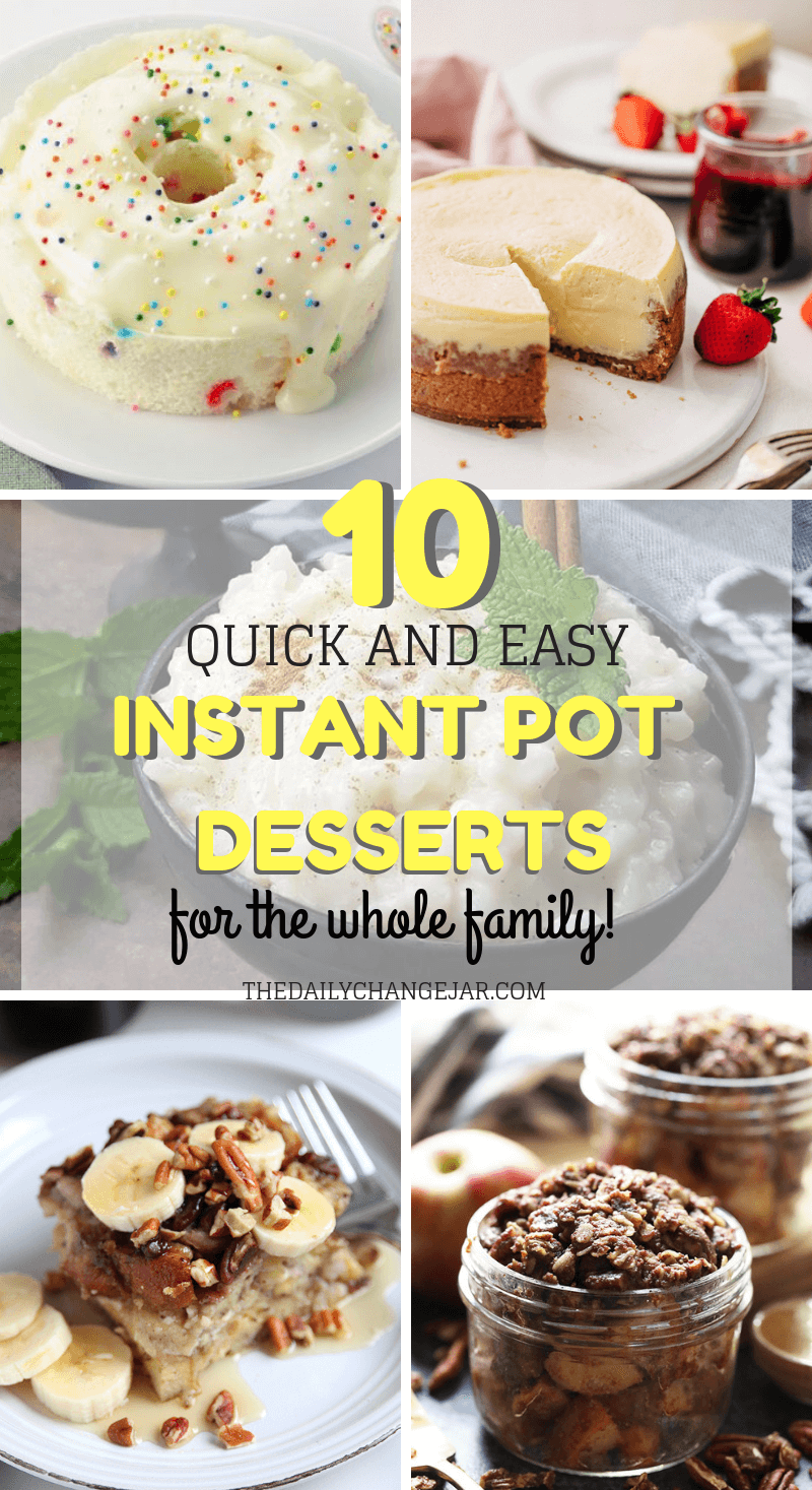 Pressure cooking is such a time-saving cooking method, many households have jumped on the Instapot bandwagon. Are considering (or have already bought) a pressure cooker? Click here to see all 30 Instant Pot recipes for beginners to get you started cooking like a pro. #instantpotrecipesforbeginners #instantpot #instantpotrecipes #pressurecooker #pressurecookerrecipes #instantpotchicken #instantpotchickenrecipes #instapotrecipes #bestinstantpotrecipes #instantpotdesserts