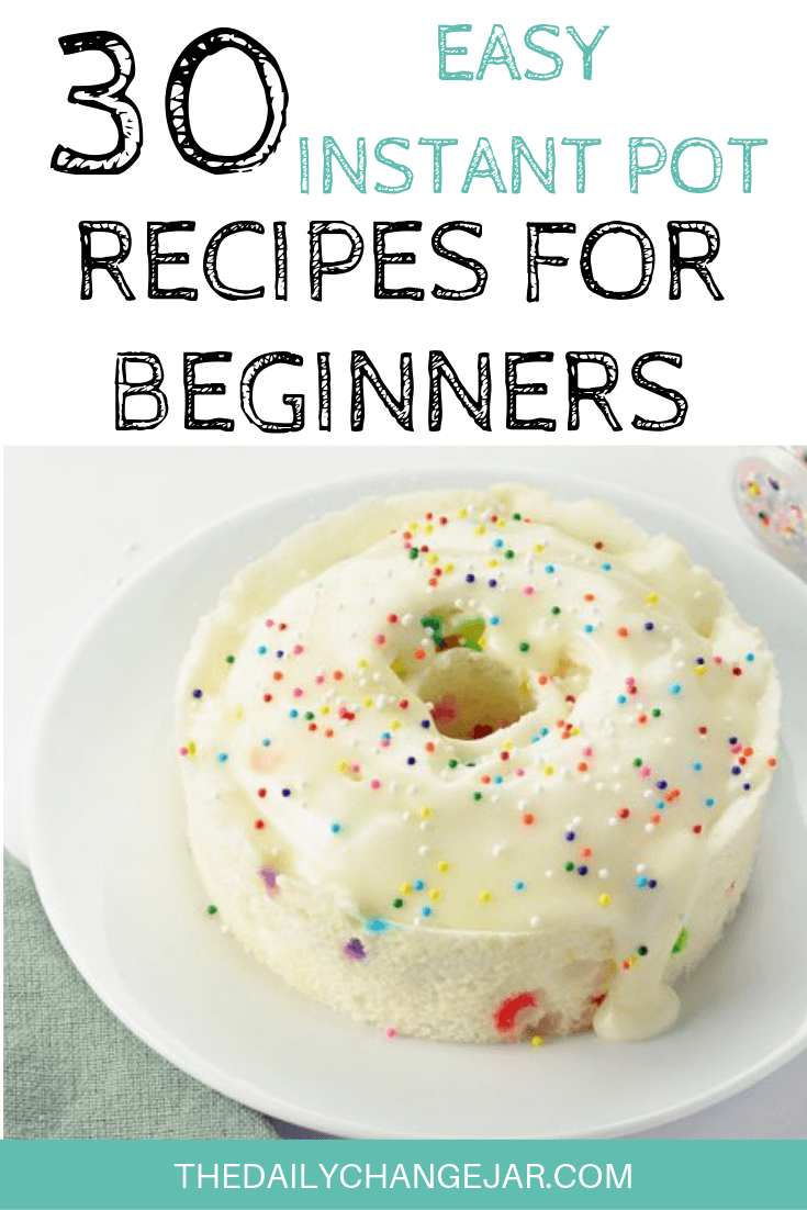 Pressure cooking is such a time-saving cooking method, many households have jumped on the Instapot bandwagon. Are considering (or have already bought) a pressure cooker? Click here to see all 30 Instant Pot recipes for beginners to get you started cooking like a pro. #instantpotrecipesforbeginners #instantpot #instantpotrecipes #pressurecooker #pressurecookerrecipes #instantpotchicken #instantpotchickenrecipes #instapotrecipes #bestinstantpotrecipes #angelfoodcake