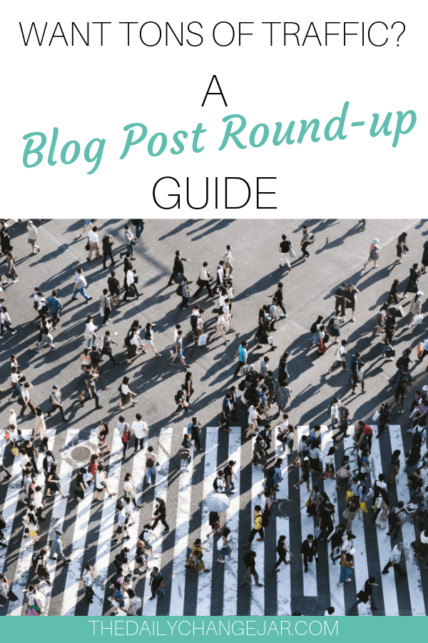 I'm sure you've seen them before, the roundup post! Learn how to write a roundup blog post the fast, efficient and effective way that is also WAY easier to promote. Grow your blog traffic and your blog network at the same time. Click the image to see how to create a kick butt roundup post that will get tons of shares! #blogging #bloggernetwork #rounduppostideas #howtouseroundupposts #bloggingtips