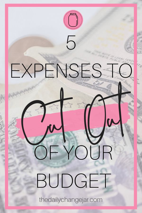 Too much month at the end of your money? Chances are there are a number of things in your budget that you're wasting money and overspending on, and cutting these back can free up some much needed extra cash. Here are some ideas!
