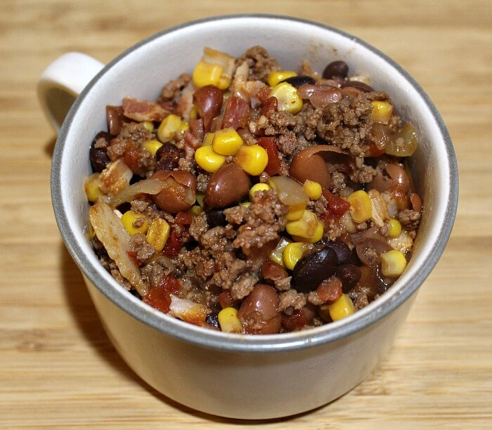 Easy Crock Pot Beef Chili Recipe