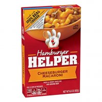 Hamburger Helper, Cheeseburger Macaroni