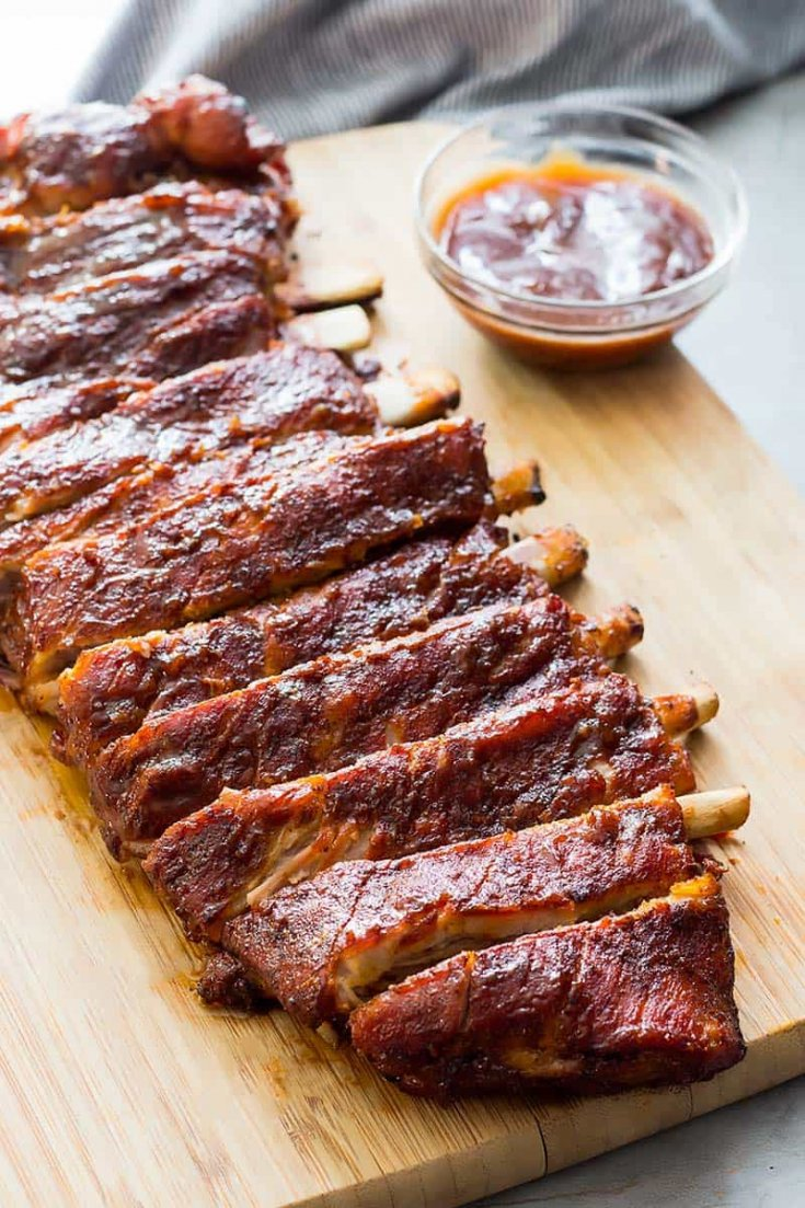 Easy BBQ Instant Pot Ribs Recipe