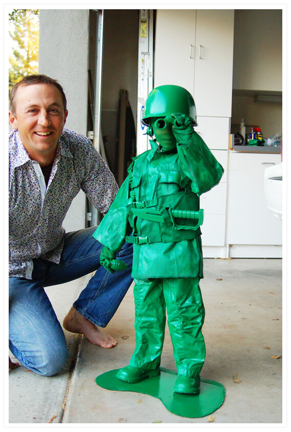 Live Toy Soldier